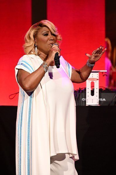 Patti Labelle at the Angel Ball 2019 at Cipriani Wall Street on October 28, 2019 | Photo: Getty Images