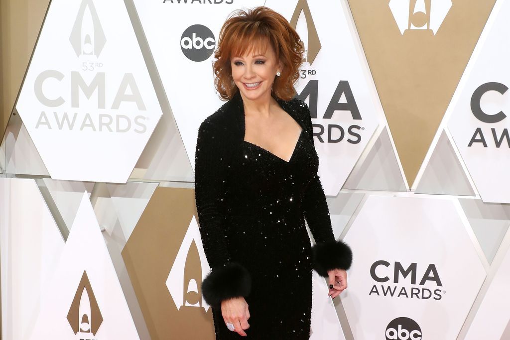 Reba McEntire at the 53rd annual CMA Awards on November 13, 2019, in Nashville, Tennessee | Photo: Taylor Hill/Getty Images