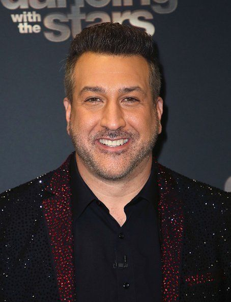 Joey Fatone at CBS Television City on November 11, 2019 in Los Angeles, California. | Photo: Getty Images