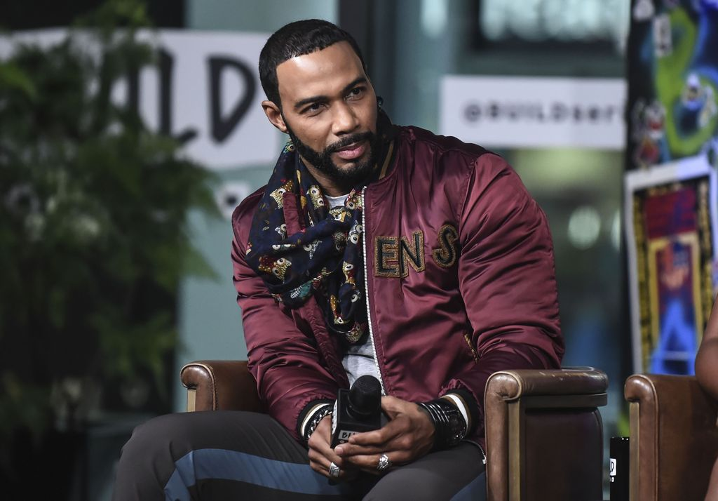 Omari Hardwick attends a BUILD LA event | Source: Getty Images/GlobalImagesUkraine