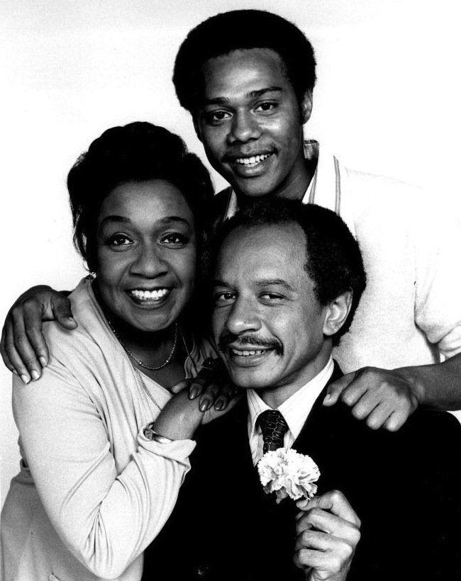 Mike Evans pelasi Lionel Jeffersonia teoksessa 'All In the Family' - Sitcom-tähden elämässä ja kuolemassa