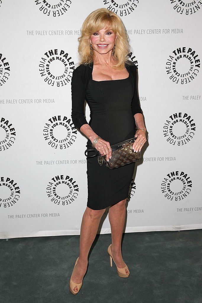 Actress Loni Anderson attends the Paley Center presentation of