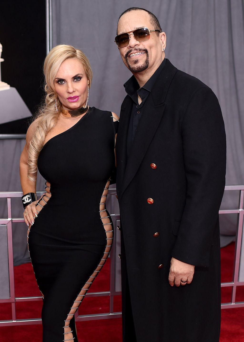 Coco Austin and Ice-T on January 28, 2018 in New York City | Source: Getty Images